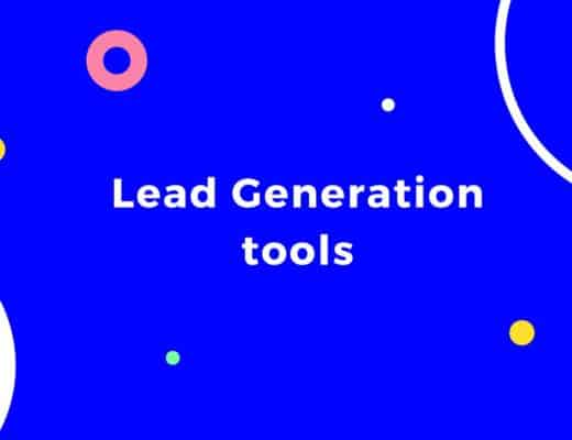 Lead Generation tools cover