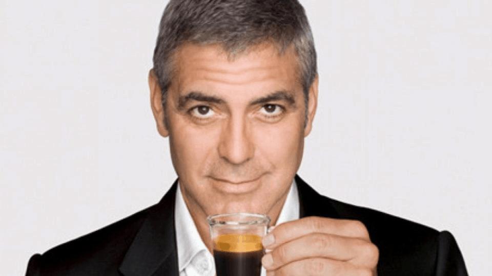 Nespresso and George Clooney - celebrity endorsement